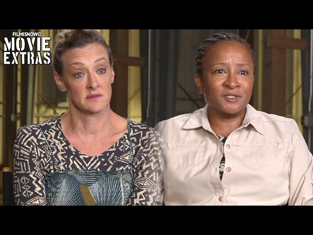 Snatched | On-set visit with Joan Cusack & Wanda Sykes