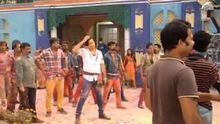 Shakib Khan New Song Shooting Video...দেখুন কিভাবে বাংলা ছবির গানের শুটিং করা হয়।