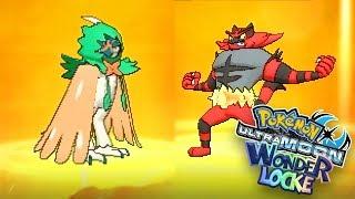 DECIDUEYE + INCINEROAR!! [#20] | Pokémon Ultra Sun And Moon Wonderlocke