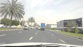 DUBAI TARMINAL 2 ROAD
