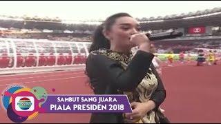Zaskia Gotik - Tarik Selimut   Piala Presiden 2018
