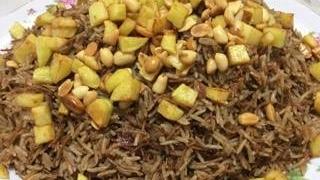 طريقة عمل البرياني البسيط  ( من مطبخ ام عمار للأكلات العراقية )