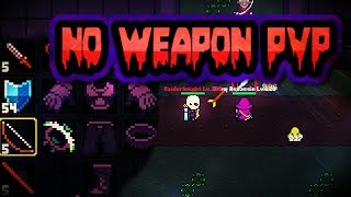 Rucoy Online | No Weapon And No Armor Pvp Mixed Into One Very Difficult Challenge :)