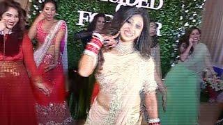 Kishwer Merchantt and Asha Negi CRAZY Dance At wedding Reception |#SuKishKiShaadi