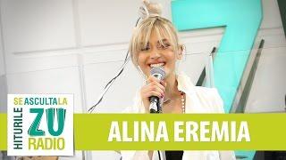 Alina Eremia - I Don't Wanna Live Forever (ZAYN, Taylor Swift) (Live la Radio ZU)