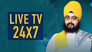 24x7 LIVE TV | Bhai Ranjit Singh Khalsa Dhadrianwale | Emm Pee