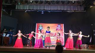 18. Nachde Saare dance by Taal group