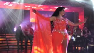 وشوشة | صافيناز تشعل الأجواء باللون البرتقالي في حفل زفاف |Washwasha