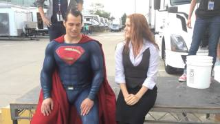Batman v Superman  Dawn of Justice 2016 ALS Ice Bucket Challenge Trailer