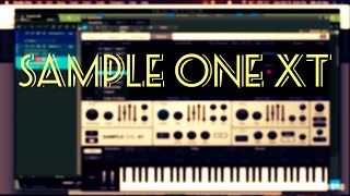 Studio One 4 - Sample Instruments In Sample One XT