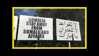 News-Uae violated the arms embargo the United Nations operation in somalia