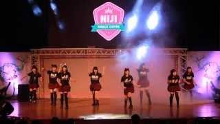 【虹】おどるポンポコリン Odoru Ponpokorin 踊ってみた。cover E-girls【Roleplay Festival 2014】