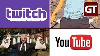 Kommt man als YouTuber & Streamer durch - GT-Talk #24