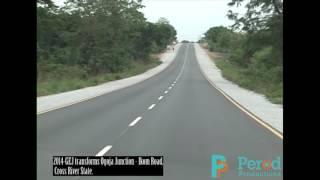 2014-GEJ transforms Ogoja Junction-Ikom Road, Cross River State