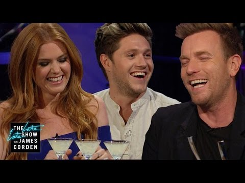 Spill Your Guts or Fill Your Guts w Niall Horan Ewan McGregor & Isla Fisher