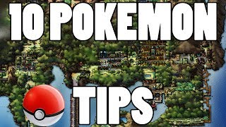 10 Tips to Becoming a Better Pokemon Battler! How to get better at Pokemon