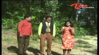 Comedy Scene Between Nagabhushanam - Padmanabham