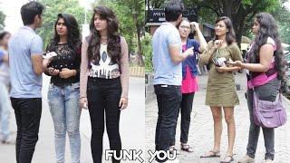 iPhone 7 Prank on Girls - Funk You