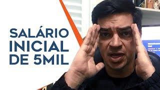CONCURSOS PÚBLICOS: Salário inicial de R$ 5mil para concursos do Executivo Federal?