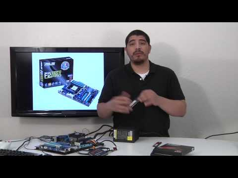 Setting up XMP and AMP on AMD ASUS Motherboards