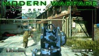 NEW DLC  MAPS + Gun Game & HardPoint - Modern Warfare REMASTERED