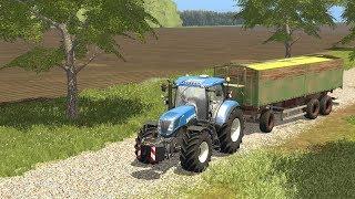 NEW HOLLAND T7 SERIES V1.2.0.0 MR Farming Simulator 2017