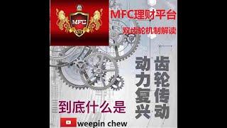 【MBI集团 MFC拆分盘】双齿轮NEV机制解读