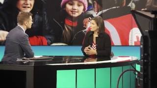 VRT - News Studio Production With Robotic Camera Systems Case Study, By Ross Video