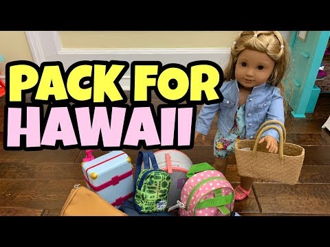 Xxx Mp4 Packing American Girl Doll For Hawaii 3gp Sex