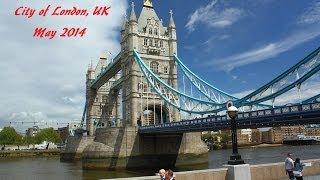 London, UK, Visitor Tour, May 2014, HD 1080p