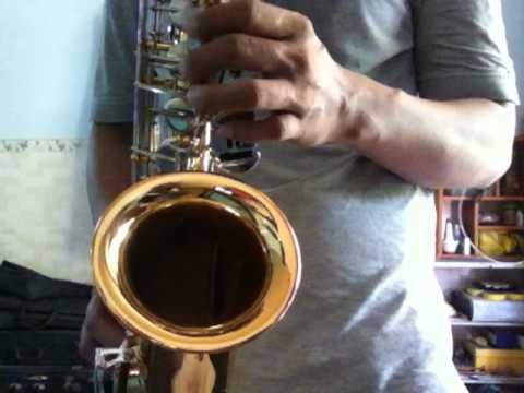 Sax Alto Vito (yamaha 23)