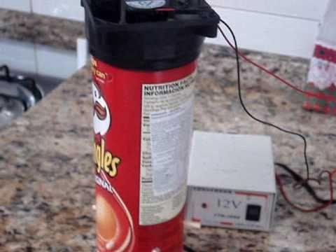 Ar condicionado caseiro Versão 1.0