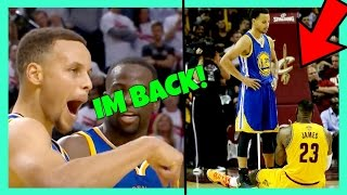 Why Steph Curry is DOMINATING the 2017 NBA playoffs!! 5 INSANE playoff predictions!!