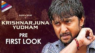 Nani's Krishnarjuna Yudham Movie Pre Look | Merlapaka Gandhi | Hip Hop Thamizha | #Nani21