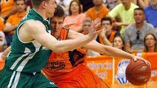 Eurocup Finals Highlights: Valencia Basket-Unics Kazan, Game 1