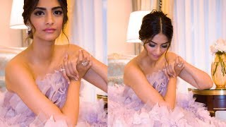 Sonam Kapoor lives the fairytale at Paris Couture week