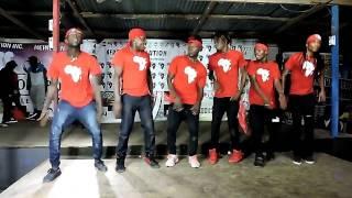 BEST DANCE CREW  in LIBERIA   at the DANCE FESTIVAL 2017 AfroRevolution