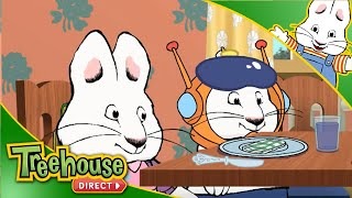 Max & Ruby Set the Table! | Treehouse Direct Clips
