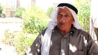 """حرفةصناعة """"المقشات"""" بشكل يدوي تقارب على الإندثار في محافظة درعا"""
