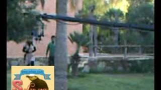 Les coulisses de tournage du film lfal omlil  كواليس تصوير الفال أومليل
