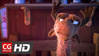 "**Award Winning** CGI 3D Animated Short Film: ""Hey Deer! Short Film"" by Ors Barczy"