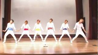 Teen Top - No More Perfume On You mirrored dance