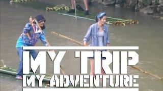 Heboh shooting My Trip My Adventure di Sungai Ogan Baturaja OKU