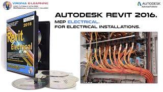 Electrical Panels │ Autodesk Revit MEP 2016 Tutorial │ Electrical │ Lesson 06