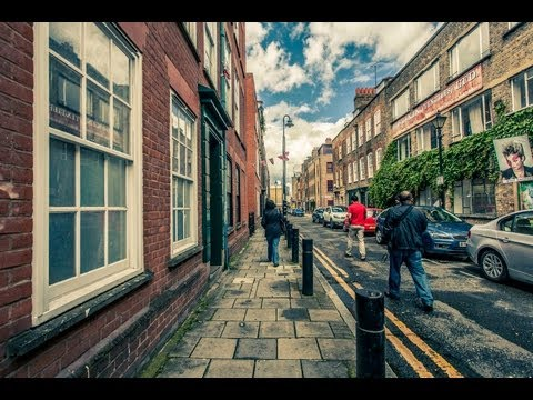 Lightroom Tutorial: HDR Look with a Single Image