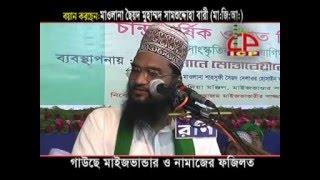 new bangla waz 2017,আল্লামা,মুফতি,ছৈয়দ শামছুদ্দোহা বারী,darbare baria sharif,01879381046
