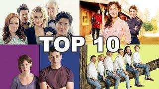 Top 10 Feel Good Shows [DTA #38]