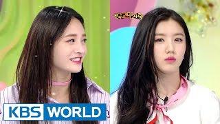 Hello Counselor - Park Doolseon, Kyulkyung, Siyeon [ENG/2017.04.10]