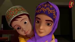 Cartoon-short islamic kids movie