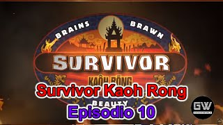 Survivor Kaoh Rong - Episodio 10 EN VIVO en YouNow April 20, 2016